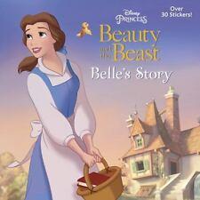 Belle's Story: By Arps, Melissa RH Disney Lagonegro, Melissa
