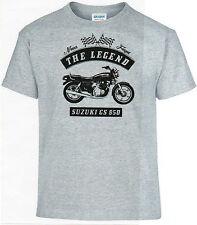 T-Shirt, Suzuki GS 850, Bike, Motorcycle, Youngtimer, Oldtimer