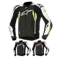 Alpinestars GP Tech V2 Leather Tech-Air Compatible Mens Street Motorcycle Jacket