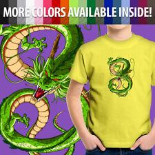 Anime Shenron Shenlong God Unisex Kids Tee Youth T-Shirt