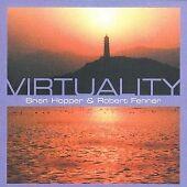 Brian Hopper & Robert Fenner - Virtuality ( CD 2001 ) NEW ( Soft Machine )