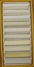 Konig Furniture Repair Wax Filler Sticks 10 x Mixed Whites Soft or Hard Wax