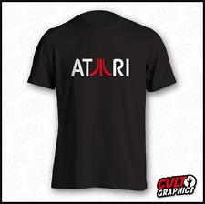 Atari Tshirt | S to XXL| Retro Console AtariST 2600 2800 VCS 5200 Zaxxon Pitfall