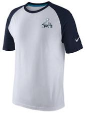 Nike Super Bowl XLVIII Lombardi Trophy Raglan shirt NFL football Seahawks men's