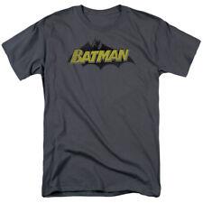 BATMAN CLASSIC COMIC LOGO T-Shirt Men's Short Sleeve