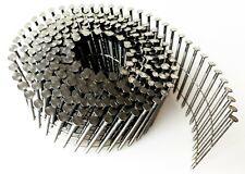 14400 Coilnägel 16° drahtgebunden 2,1x35mm blank gerillt geharzt zertifiziert