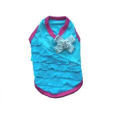Pet Apparel - Dog Clothes - Blue Vest (SGY004)