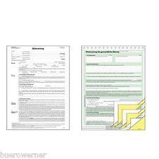 Sigel Mietvertrag Mietverträge privat gewerblich MV 464 461  MV464 MV461