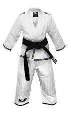 Bad Boy Kids Gi - White - Jiu Jitsu MMA Training Fight Wear