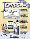 Java by Harvey M. Deitel, Paul J. Deitel (2001, Othe...