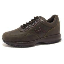 6875U sneaker uomo HOGAN INTERACTIVE TREKKING verde shoe men