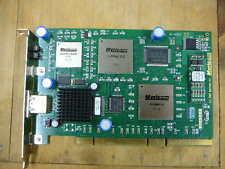 Myricom Fiber Optic PCI Network Adaptor M3S-PCI64C-2 NEW