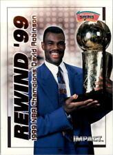 1999-00 SkyBox Impact Rewind '99 Basketball Card Pick