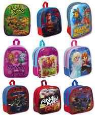 Disney Kids TV Movie Character Lenticular School Bag Rucksack Backpack New Gift