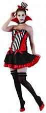 Creepy Vampiress Halloween Costume, Burlesque Halloween Costume
