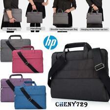 """Sleeve Case Shoulder Handle Bag For 11"""" to 15"""" HP Pavilion Laptop Notebook"""