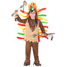 Déguisement pour garçon indien ouest sauvage rouge indiens costume wild west