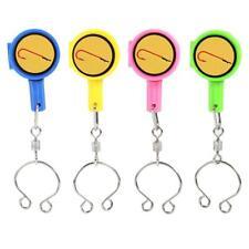 2xHook Loop Tyer//Disgorger Tie Nail Knot Tying Tool Tackle Fly Fishing Hooks li
