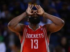 James Harden Houston Rockets Beard Sport Huge Giant Print POSTER Affiche
