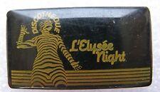 Pin's Boite de Nuit Discothéque L'Elysées Night #1171