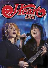 Heart: Live (DVD, 2011)