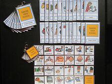 Essential Home Activities - Autism/PECS/Dementia/Visual Cards/SEN/Communication