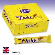 Original CADBURY`S Milk Chocolate Flake Bars Flakes Cadbury Kids Part FULL BOX