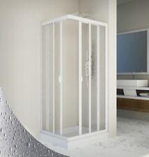 Duschkabine; Duschabtrennung; Dusche; rechteckig; Eckeinstieg; kurze Lieferzeit