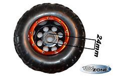 Rc Auto Reifen Komplettset mit Felgen für Crawler und andere Modelle 1:8 Räder