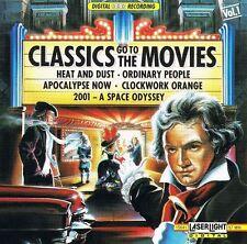 Classics Go to the Movies Vol. 1 - 1990 Soundtrack CD