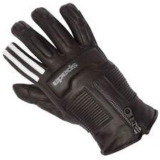 Spada Rigger Ladies Motorcycle Bike Waterproof Breathable Gloves - Mono Black