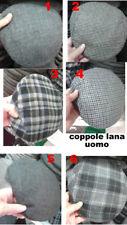 cappello coppola boston lana varie fantasie cerimonia hat man inverno 2018 a 5