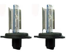 H4 8000K HID Xenon Headlight 2 Replacement Bulbs Set 8K