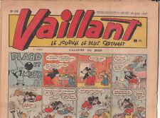 VAILLANT n°110 - 19 juin 1947 - TBE