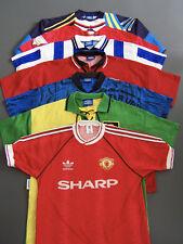 Manchester United Shirts Home Away Third Shirt Adidas Nike Umbro Man Utd  Vintage 5b689292c