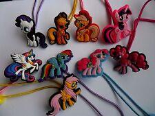 OFFERTA paio di My Little Pony Capelli BOBBLE/ELASTICI / PARTY riempitivi Nine