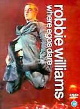 Robbie Williams - Where Egos Dare [IMPORT], Good DVD, ,