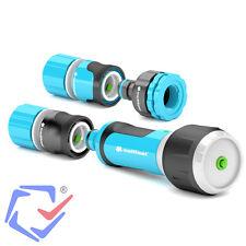Cellfast ERGO Set básico completo de riego Conectores rápidos Lanza multichorro