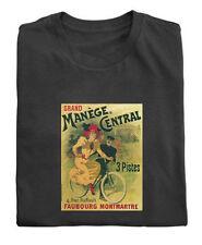 GRAND MANEGGIO CENTRALE Annuncio T-shirt di cotone