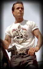 Camiseta chico Rockabilly motorbike Man's Ruin vintage 50's Rumble59