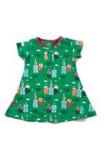 Little Green Radicals Organic Playaway Dress - Magic Sandcastle 2 3 4 5 6 7 8