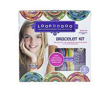 Loopdedoo Necklace Kit/ Bracelet Kit/ Headband Kit / Refill/Metallic Threads UK