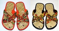 Handmade Slippers summer Sandals Natural PT-women