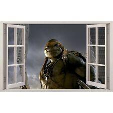 Adesivi finestra Tartaruga Ninja ref 11155