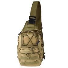 600D Military Tactical Backpack Shoulder Camping Hiking Travel Bag Camouflage