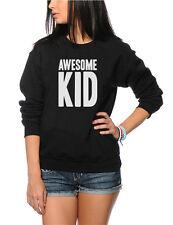 Awesome Kid Kids and Youth Unisex Sweatshirt