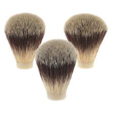 Soft Facial Shaving Brush Shave Knot for Salon Barber Beard Hair Removal