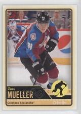 2012-13 O-Pee-Chee #320 Peter Mueller Colorado Avalanche Hockey Card