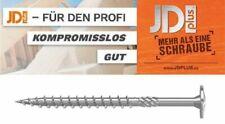 PROFI-Tellerkopfschrauben JD-PLUS, Konstruktionsschrauben, 8mmØ, 80-450mm Länge