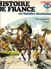 Histoire de France en bandes dessinées n°1. Clovis